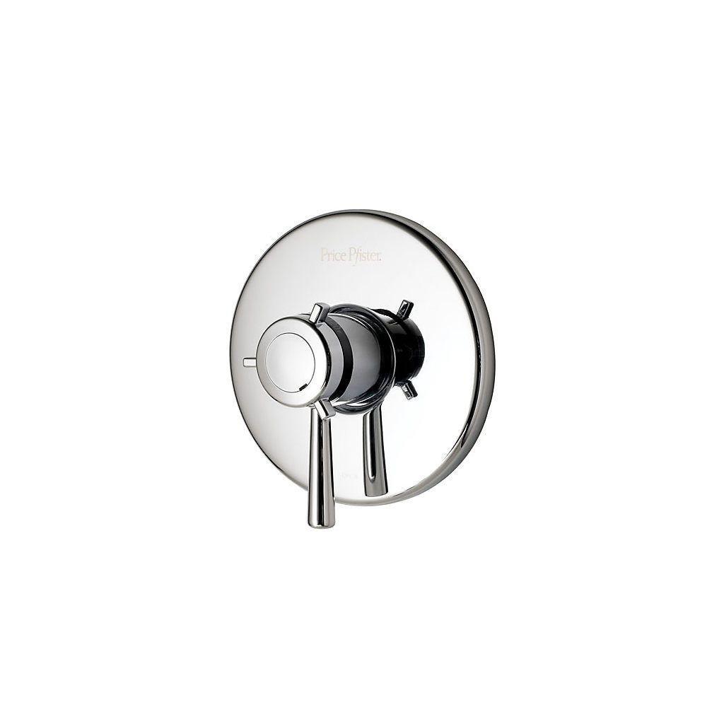 Pfister 1-Handle Tub & Shower Valve Only Trim, Polished Chrome