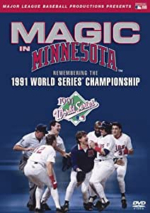 Magic In Minnesota: Remembering The 1991 World Series Championship [DVD]