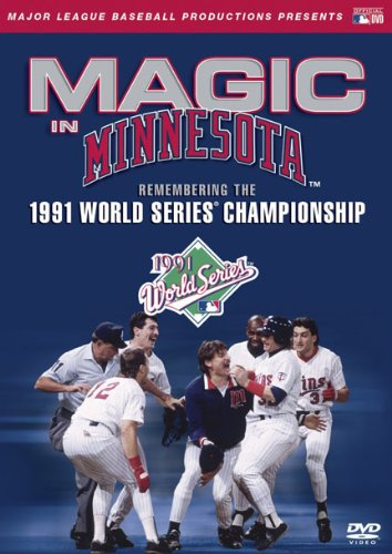 1991 World Series Dvd (Magic In Minnesota: Remembering The 1991 World Series Championship [DVD])