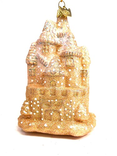 Kurt Adler Sand Castle Ornament