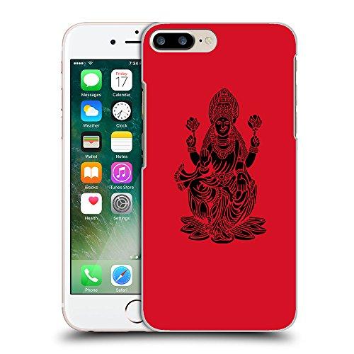 GoGoMobile Coque de Protection TPU Silicone Case pour // Q08110624 Hindou 2 Cadmium Rouge // Apple iPhone 7 PLUS
