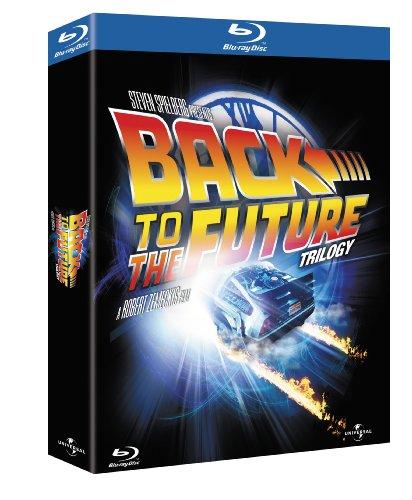 バック・トゥ・ザ・フューチャー 25thアニバーサリー Blu-ray BOX[2010年内期間限定生産キラキラアウターケース仕様]