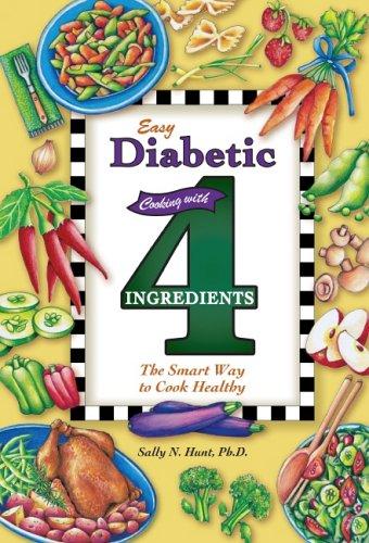 Easy Diabetic Cooking with 4 Ingredients pdf epub