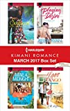 harlequin kimani romance march 2017 box set seduced by the bachelormine at midnightplaying with desirelove tango