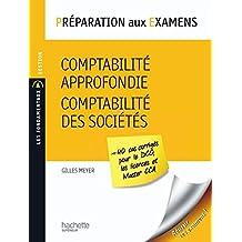 Préparation aux examens, Comptabilité approfondie - Comptabilité des sociétés (Les Fondamentaux Économie-Gestion) (French Edition)
