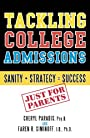 Tackling College Admissions: Sanity + Strategy=Success
