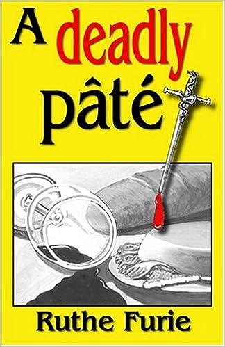Download gratuiti di ebook per nook A Deadly Pâté (P. I. Fran Kirk Mysteries) 1553165640 FB2