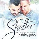 Shelter Hörbuch von Ashley John Gesprochen von: Derrick McClain