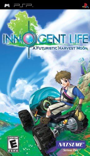 Innocent Life: A Future Harvest Moon - Sony PSP
