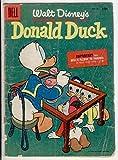 DONALD DUCK #43, GOOD, Dell, 1955, Daisy, Safari, Walt Disney