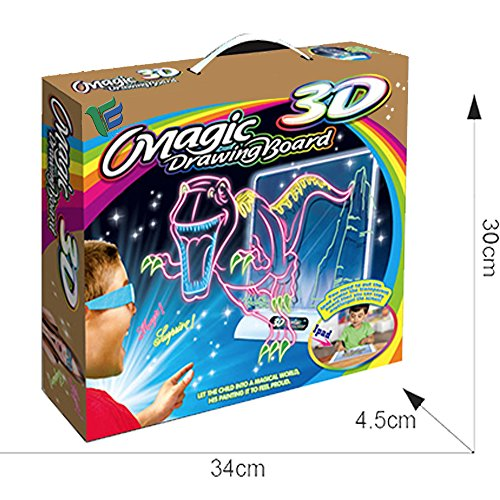 Educational Insight 3D Dinosaur Drawing Board Game, Gives a Head Start to...