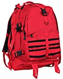 Rothco Large Transport Pack, Red