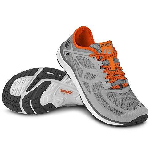 Athletic ST Topo Orange Grey Men's Running 2 Shoes fUHqa