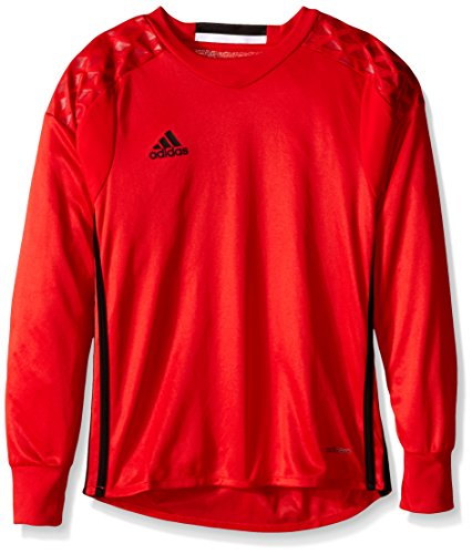 adidas Performance Youth Onore 16 Goalkeeping Jersey, Red, Large