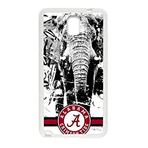 Happy Alabama crimsontide elephant Cell Phone Case for Samsung Galaxy Note3