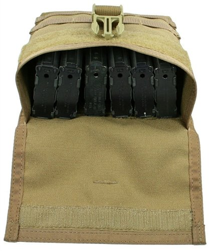 Molle Specter Gear 427 COY SAW made in USA utility pouch