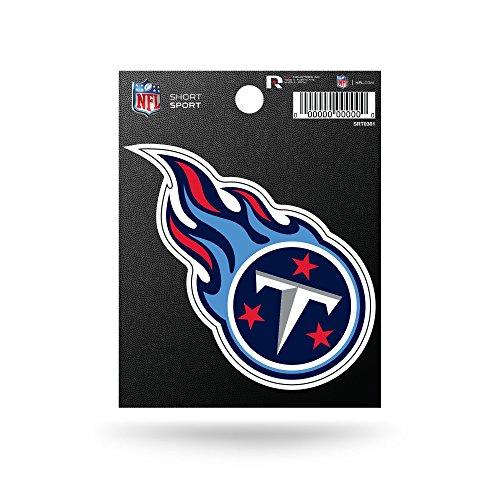 Rico NFL Tennessee Titans Die Cut Team Logo Short Sport Sticker (Decal Tennessee Nfl Titans)