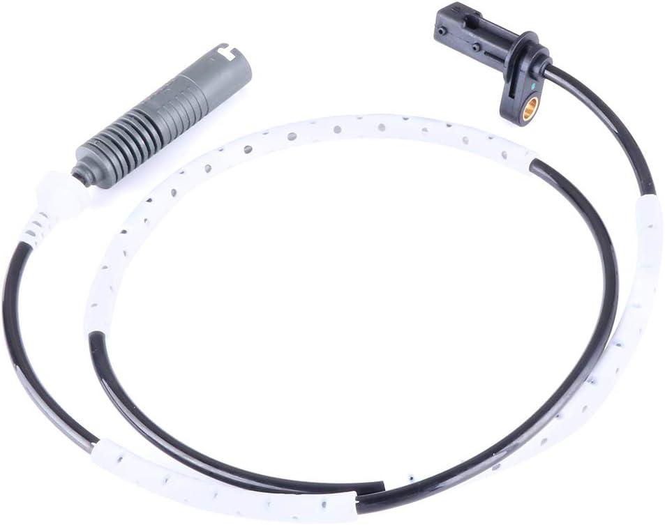 Rear Left Right Wheel Speed Sensors Fit for 2009-2013 BMW 128i,2006-2011 BMW 323i,2006 BMW 325i//330i,2007-2011 BMW 328i,2011 BMW 335d ALS449 Pack of 2 OCPTY ABS Sensor