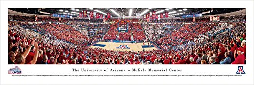 Arizona Basketball - 40Th Anniversary - Blakeway Panoramas Unframed College Sports Posters