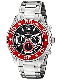 Seapro Men's SP1323 Dive Analog Display Quartz Silver Watch