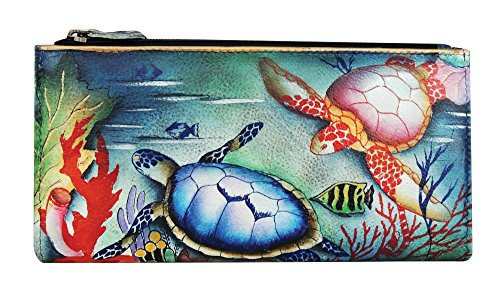 anuschka-two-fold-wallet-ocean-treasures-one-size