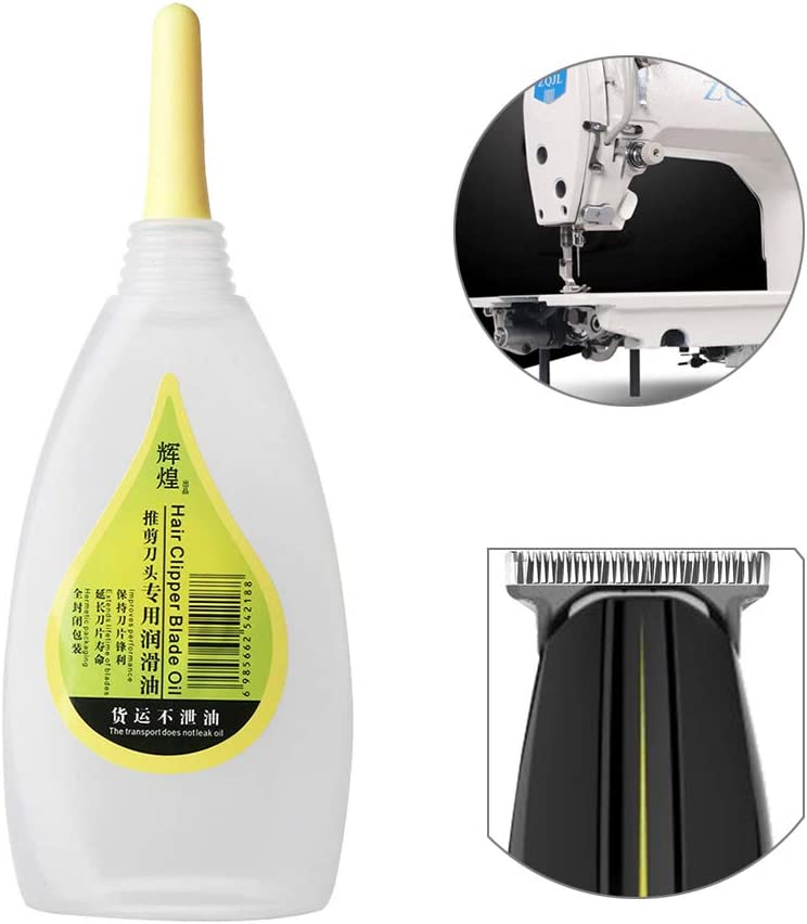 Calayu 80 ml Aceite mecánico cortapelos aceite para cortapelos ...