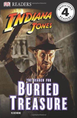 DK Readers L4: Indiana Jones: The Search for Buried Treasure ebook