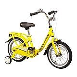 Best Bike With Training Wheels - COEWSKE Kid's Bike Steel Frame Children Bicycle 14-16 Review
