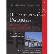 Refactoring Databases: Evolutionary Database Design