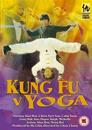 Kung Fu Vs Yoga [Reino Unido] [DVD]: Amazon.es: Kung Fu Vs ...