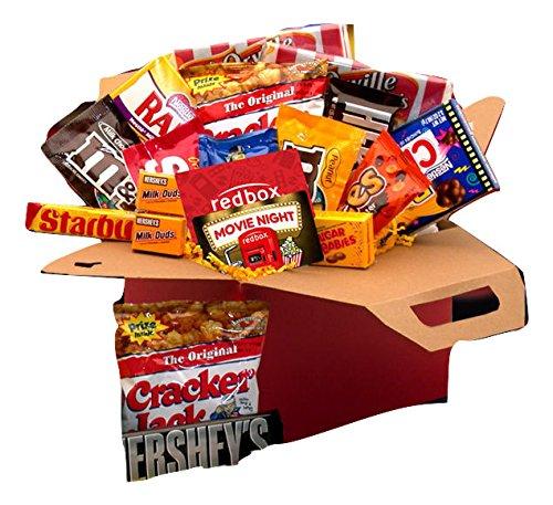 College Students Study Break Movie Gift Box