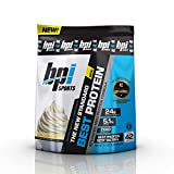 BPI Sports Advanced 100% Protein Formula, Vanilla Swirl, 3 Pound
