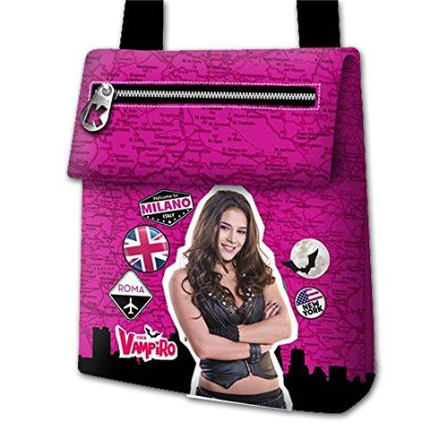 Bolso en bandolera, maletín para Chica Vampiro Daisy