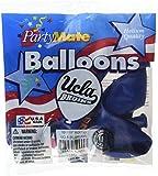 "Pioneer Balloon Company 10 Count Ucla Latex Balloon, 11"", Multicolor"