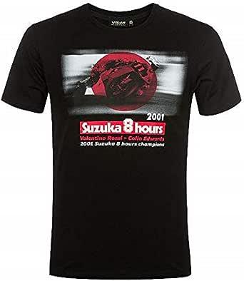Valentino Rossi Vr46 Lifestyle Camiseta, Hombre