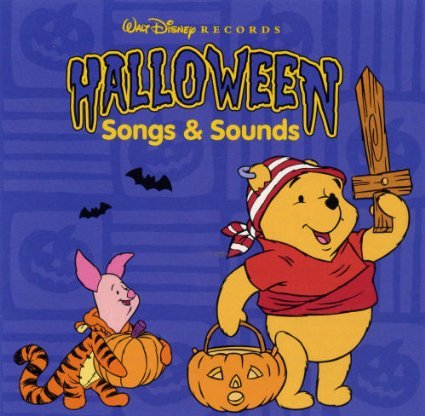 Halloween Songs & Sounds - Walt Disney