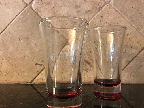Grand Marnier Liqueur Shot Glasses (Set of 2) ()