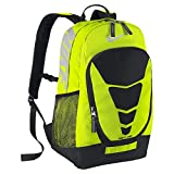 Nike Vapor BP Large Backpack Volt/Black/Met Silver