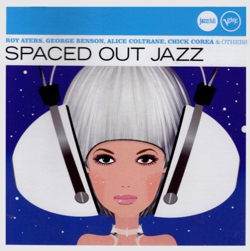CD : VARIOUS ARTISTS - Spaced-out Jazz-jazz C (Germany - Import)