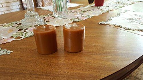 Pillar Pumpkin (MONTGOMERY INDUSTRIES Pumpkin Spiced Pillar Candles 3