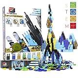 Pinblock Starter Pack ''Space'' 400 pc Building Blocks