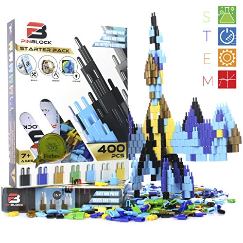 Pinblock Starter Pack ''Space'' 400 pc Building - Iron Through Years Man The