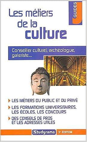 Livres gratuits Les métiers de la culture pdf, epub ebook