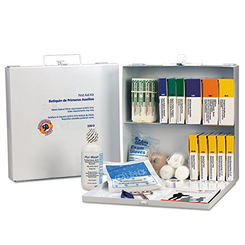 First Aid Kit for Up to 50 People (FAO226U) by First Aid Only