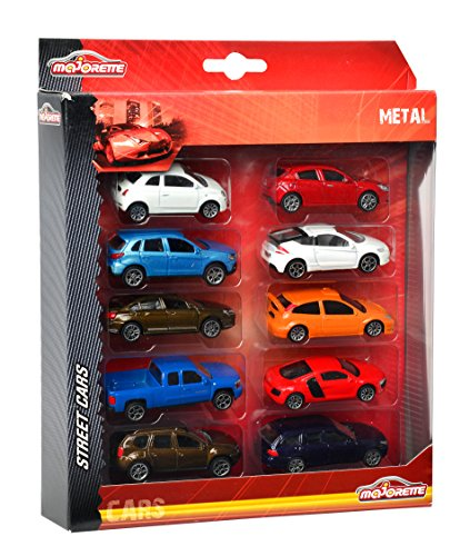 Dickie Toys Majorette Cars 10 Pack Buy Online In Uae