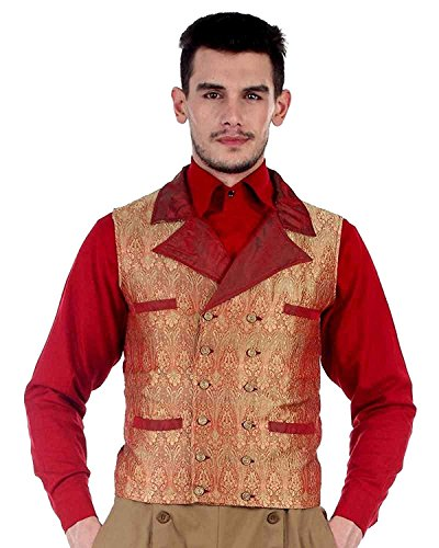 Rouge Thepiratedressing Homme Rouge Thepiratedressing Gilet Homme Gilet Thepiratedressing Thepiratedressing Homme Rouge Gilet HqwdwAZPx
