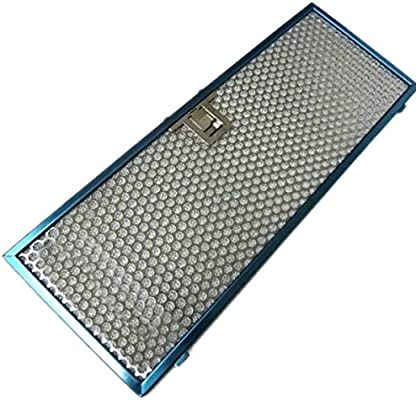 Filtro de metal (antigrasas) para campana extractora C00113720 SCHOLTES, Ariston Hottoint: Amazon.es: Grandes electrodomésticos
