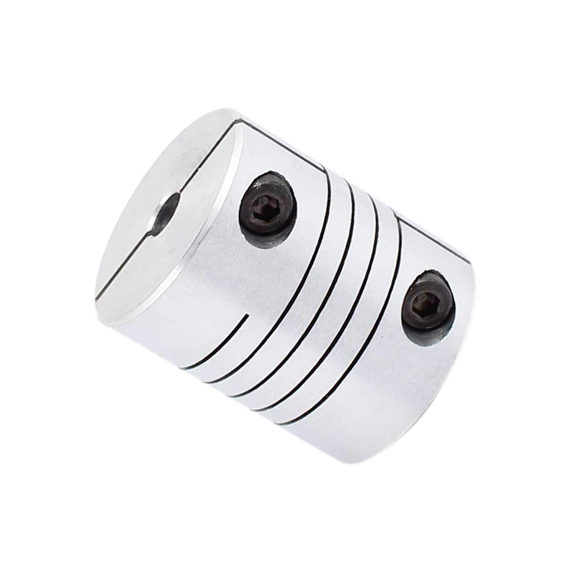 Rannb Clamp Style Aluminum Alloy Flexible Shaft Coupling Beam Coupling Motor Shaft Coupler - 5mm/0.2' to 10mm/0.39'