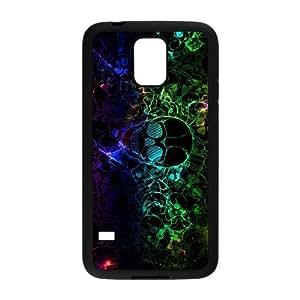 Samsung Galaxy S5 phone cases Black Sugar Skull Cover Phone cover GWJ6325409