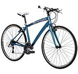 Diamondback Bicycles 2014 Clarity 2 Women's Performance Hybrid Bike (700cm Wheels), 18-Inch, Blue